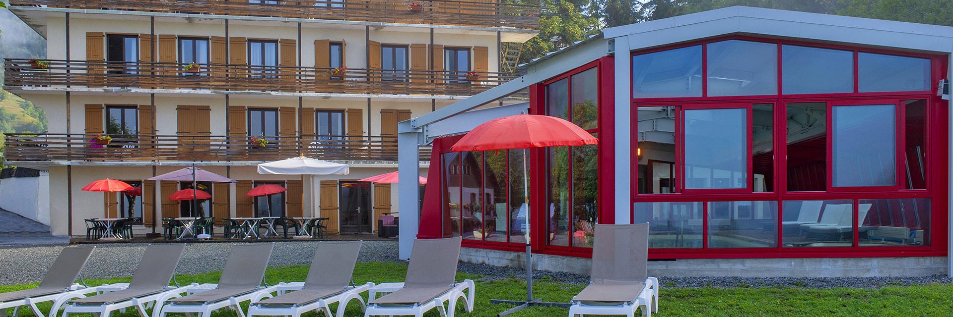 Mauricienne et Italie - Les Hôtels Clubs de Saint-François