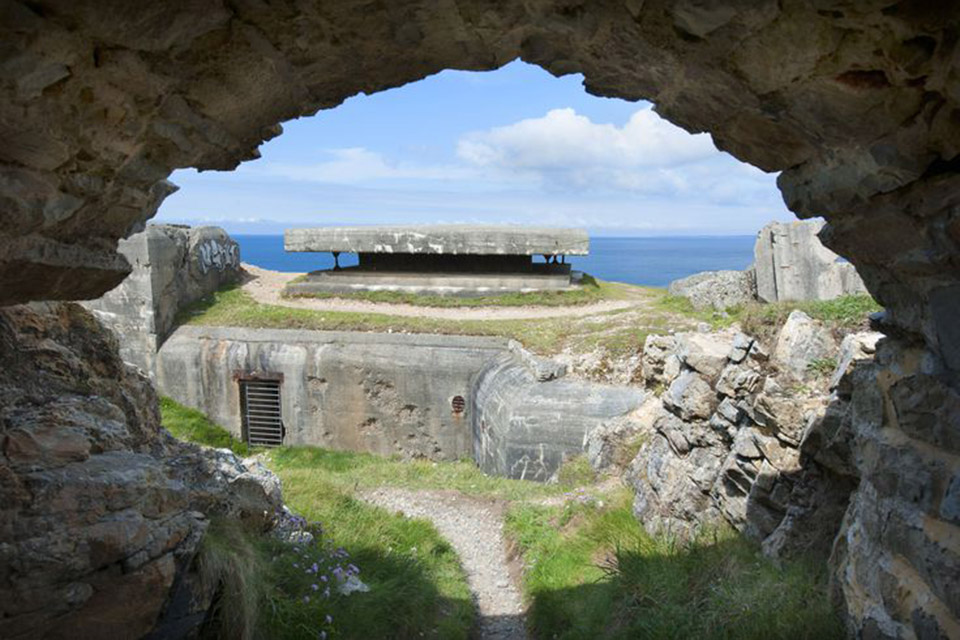 Un bunker finistérien