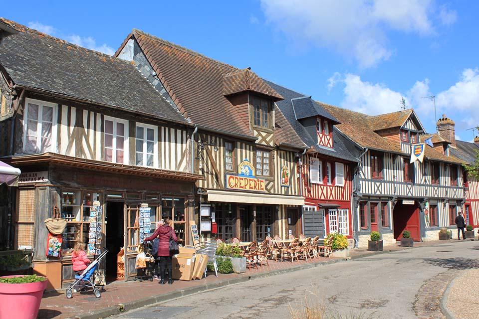 Beuvron-en-Auge Cap France