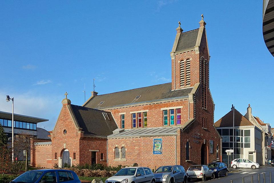 La chapelle Saint-Pry, à Béthunes