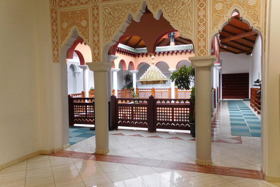 La grande mosquée de Limoges
