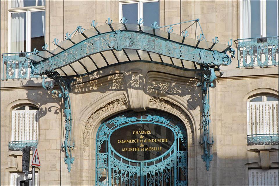 La Chambre de Commerce et d'Industrie de Nancy