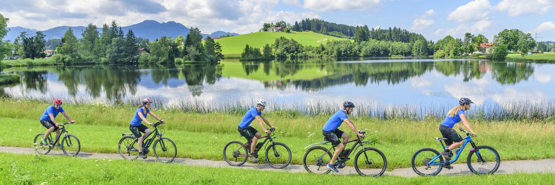 Pratiquez le cyclotourisme en groupe avec Cap France !