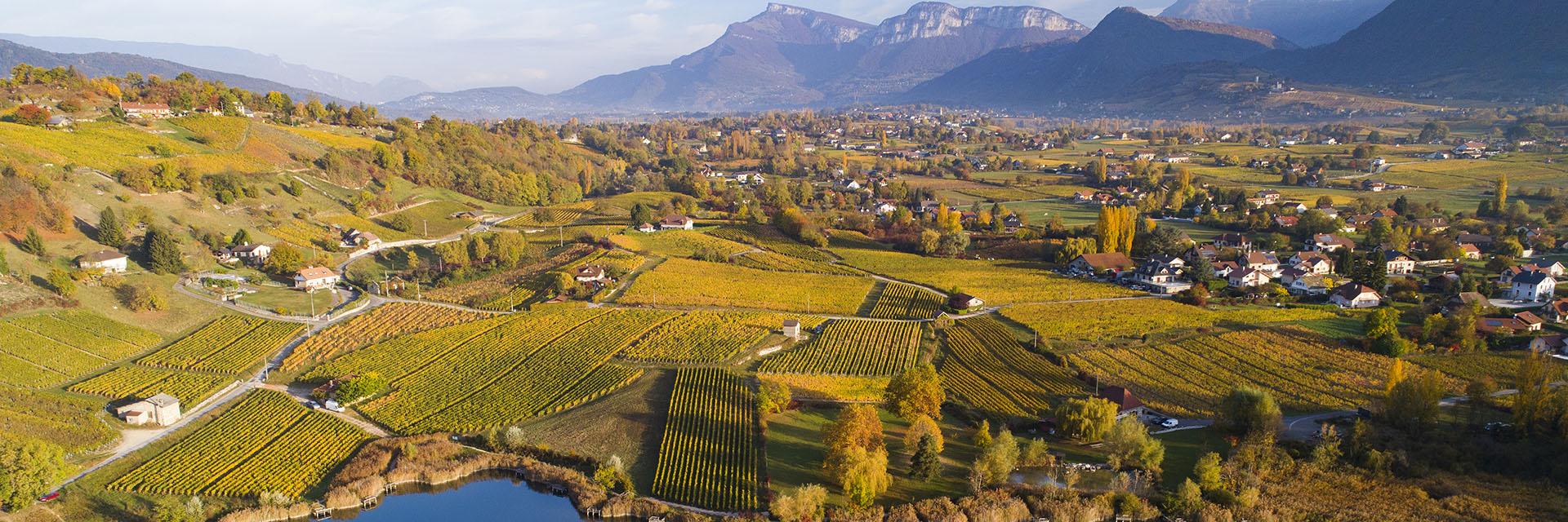 Les Abymes au Lac Saint-AndréCIVS & Laurent Madelon
