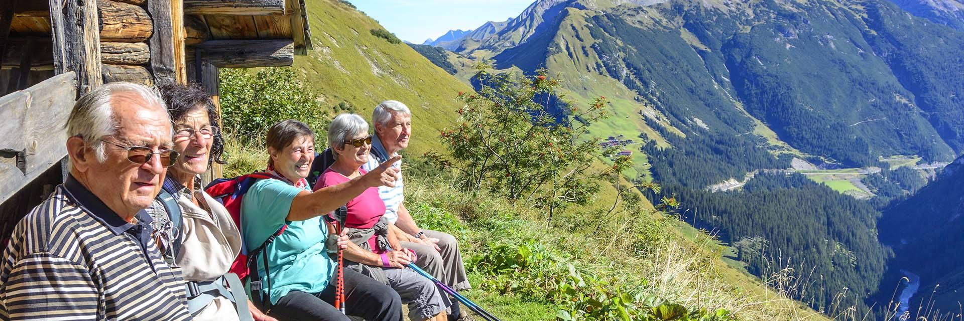 « Seniors en vacances » : partez en séjour de groupe chez Cap France !