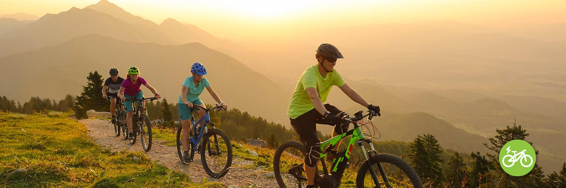 Pratiquez le vélo électrique en groupe avec Cap France